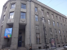 A taste of Soviet architecture
