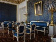 The Blue Parlour