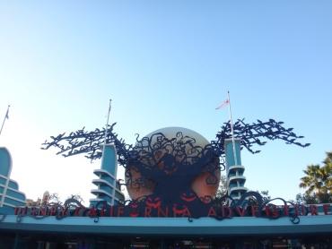 Disney's Halloween-y California Adventure